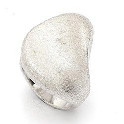 Moderne RS of Scandinavia ring in zilver