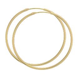 44 mm BNH creool in 8 karaat goud